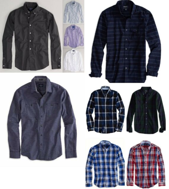 NWT American Eagle Men Plaid workwear shirt  ALL SIZE