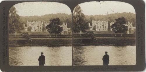 SCOTLAND SCOTLAND Home Sir Walter Scott Photography Vintage Stereo Stereoview