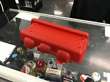 JDM HONDA ACURA NSX NSX-R RED WRINKLE MAGNESIUM ENGINE COVER TRIM NA1 NA2