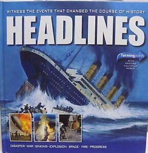 Headlines-Turningpoints-Hardcover