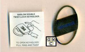 Barlow-Double-Twist-Lock-Keyholder-OOAK