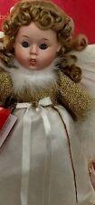 """Goebel Bette Ball 1996 LE #786 Angel Celestial Grace 17"""" Musical Porcelain Doll"""
