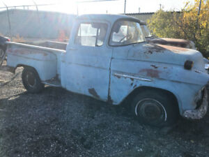 1955 Chevrolet Other Pickups Apache