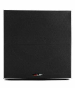 "Polk Audio PSW10 BLACK 10"" Monitor Powered Subwoofer  NEW"
