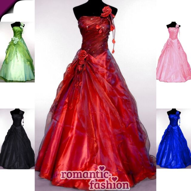 ♥Abendkleid, Ballkleid Brautkleid 5 Farben und Größen 34-58 = Auswahl♥