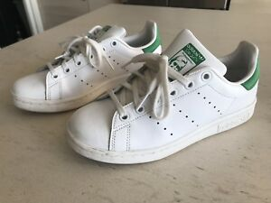 Baskets Adidas 36 Blanches T Smith Stan W1wqtXA0r1