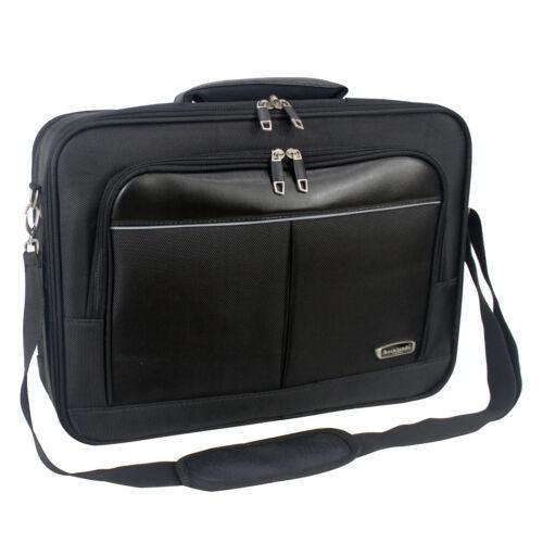 Men's Business Ufficio Valigetta Portatile Borsa Messenger Spalla Computer Bag-6302
