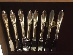 1932 LADY HAMILTON ONEIDA SILVER PLATE sold individually Dinner Forks