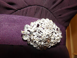 Diamante-rhinestone-clear-brooch-bridal-bridesmaid-evening-prom-037