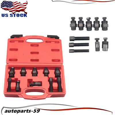 10pc Rotor Flywheel Driver Puller LH RH Tool Set ATV Motorcycle MX Dirt Bike