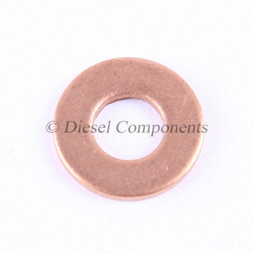 Delphi o Bosch Diesel Inyectores Paquete de 4. RENAULT DIESEL INYECTOR Arandelas