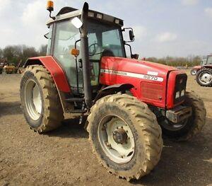 massey ferguson tractors shop service manual mf6270 mf6280 mf6290 rh m ebay ie Nokia 6290 Rotary 6290