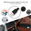 USB Car Atmosphere Lamp Interior Ambient Star Light LED Projector Starry Sky