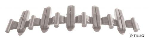 NEU in OVP Isolier-Schienenverbinder TILLIG 86101 Spur H0 // TT
