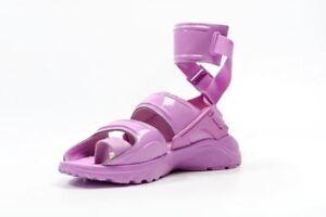 Nike Women's Air Huarache Gladiator QS Sandal Shoe Fuchsia Glow AH7702 500 Sz 10