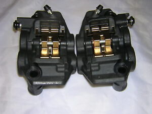 Image Is Loading Yamaha R1 2015 2017 Pair Front Calipers Complete