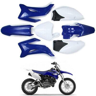 Yamaha TDR 125 H 1999 Bike Cover Blue//White 8226631