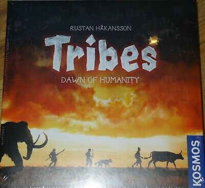 Dawn of Humanity30,000 Years of Civilization Thames /& Kosmos 691059 Tribes