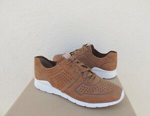 622737b938e Details about UGG TYE CHESTNUT SOFT PERFORATED LEATHER FASHION SNEAKERS, US  10/ EUR 41 ~NIB