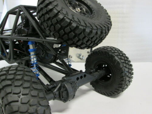 Axial Bomber RR10 Aluminum Plate withTow Hook Hitch