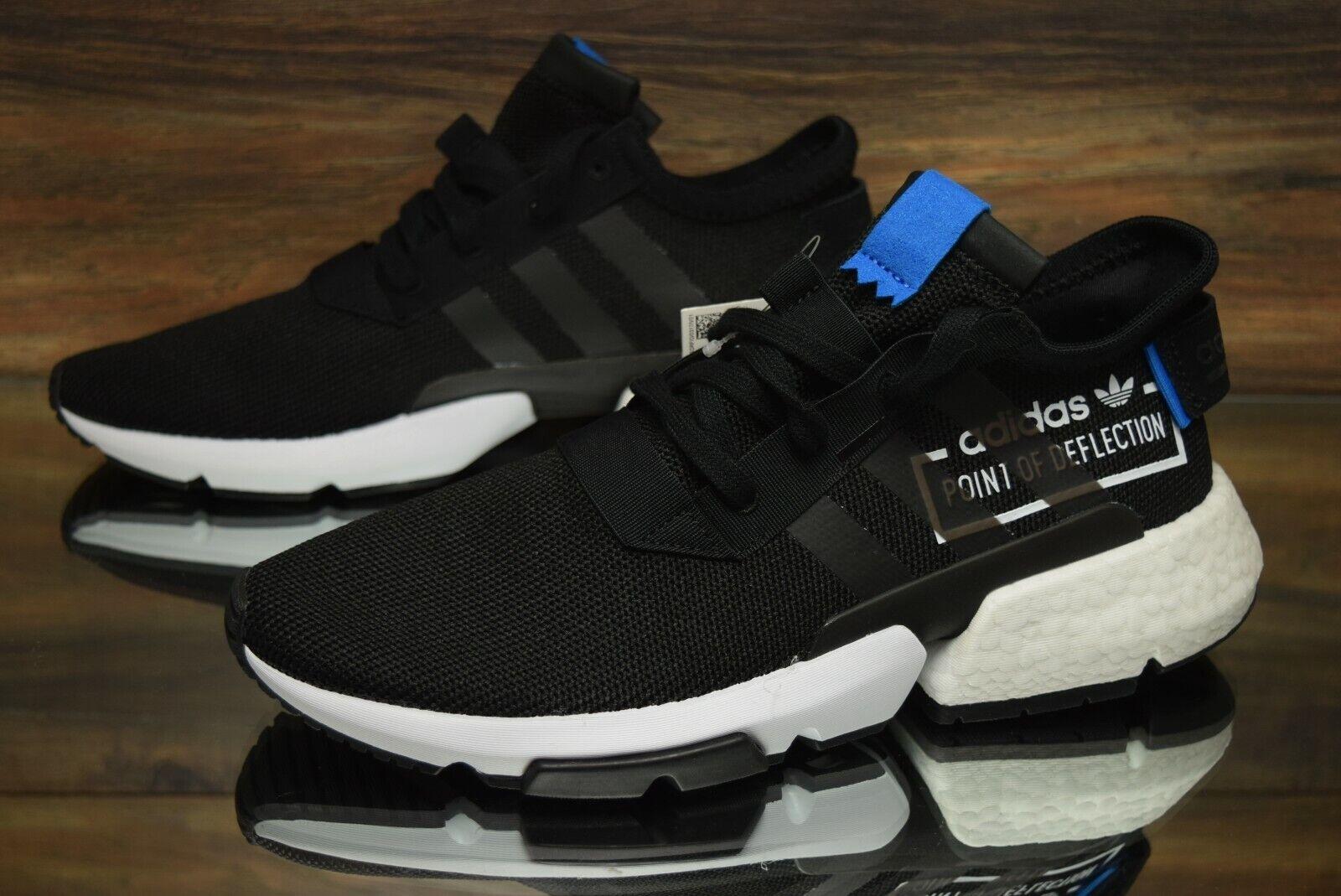 Adidas POD-s3.1 Black White CG6884 Running shoes Men's Multi Size NEW