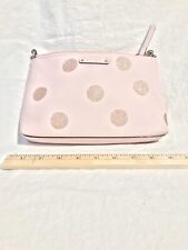 Kate Spade Ramey Haven Lane Crossbody Bag//HandbagGlitter Stripes /& Polka Dot