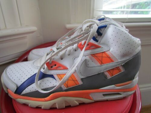 NIKE AIR TRAINER SC LEATHER MEN'S TRAINING SHOES S