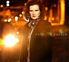 Smash [Digipak] by Patricia Barber (CD, Jan-2013, Concord Jazz)