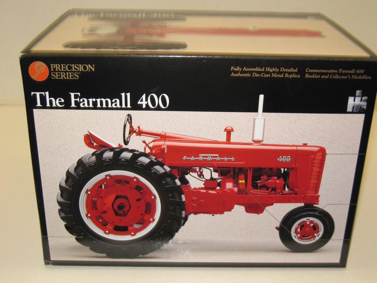 1 16 FARMALL 400 PRECISION MINT IN BOX     free shipping 9bdec6