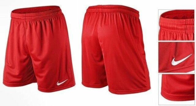 Men's Park Shorts Large Red Ebay Size 657 448224 Ii Short Nike Knit TAqwxS4wH