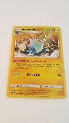 Arctozolt x4 066//189 Darkness Ablaze NM Pokemon