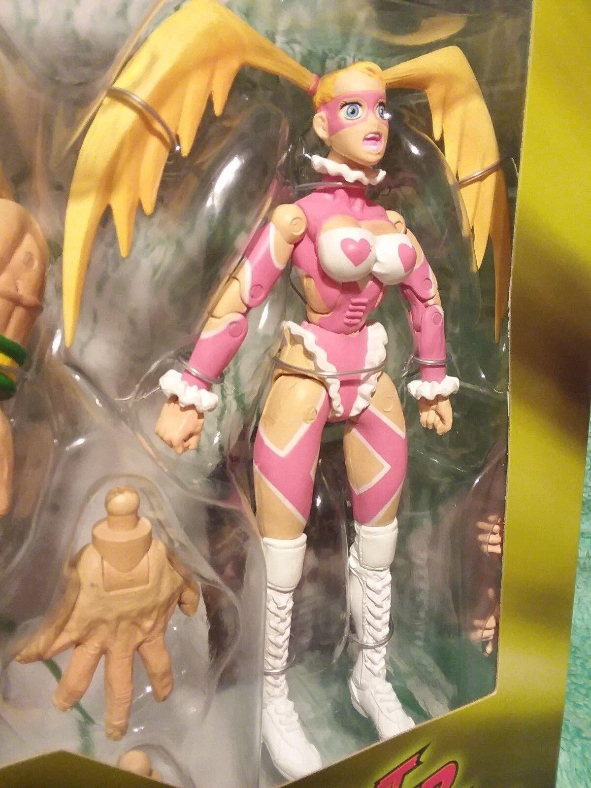 R. MIKARosa VARIANTSota Toys|Street Fighter 6