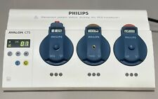 Philips Avalon Cts M2720a Fetal Monitor Base With M2725a M2726a Amp M2727a