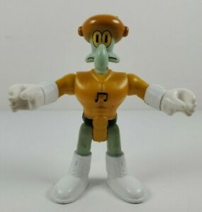 "SpongeBob Squarepants SQUIDWARD TENTACLES 3/"" Action Figure Imaginext Fisherprice"