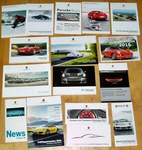 27x-Porsche-Werbung-News-Modelle-Times-Sportwagen-Boxster-Panamera-911-Carrera