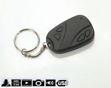 808 Keychain Camera Car Alarm Remote Recorder Dvr Real HD 1280 x 720p, Best Mini