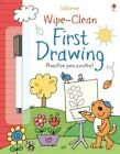Wipe-Clean First Drawing by Jessica Greenwell (Paperback, 2014)
