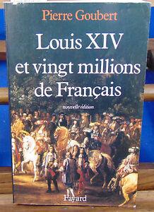 louis xiv et vingt millions de francais