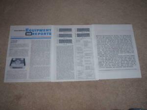 Rare-Revox-Review-G36-Open-reel-1966-3-pgs-Info