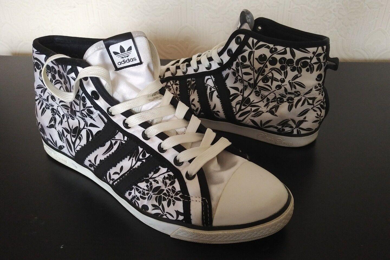 Usato adidas formatori scarpe donne donne donne britanniche volume 5 38 eur   Aspetto Elegante  d2adbf