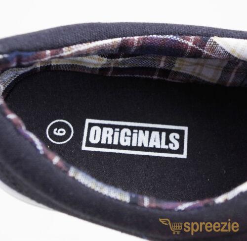 Mens Canvas Shoes Lace Up Casual Colors Sneakers Kicks Originals Lowtop Footwear
