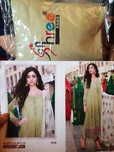 Kameez Designer pakistano Salwar indiano Shalwar etnico Bollywood Y1Y0wqF