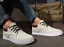 New-Men-039-s-Fashion-Sneakers-Casual-Canvas-Elevator-Height-Increasing-Shoes-Lit01 thumbnail 3
