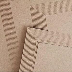 Tarjeta-Reciclado-A4-A3-tarjeta-Kraft-Marron-Mancha-A5-Artesania-Boda-scrapbooking-A6