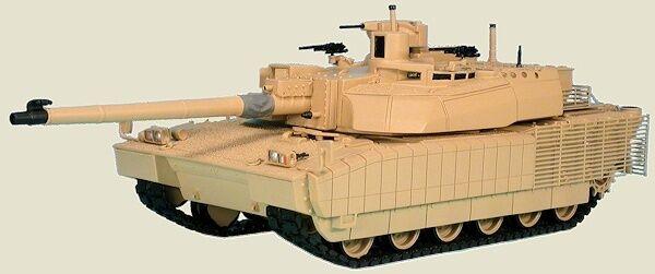 Char AMX LECLERC GIAT azur  MASTER FIGHTER 1 48  TANK
