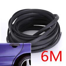Popular 6M Car Door Moulding Rubber Strip Trim Guard Edge Protector Cover
