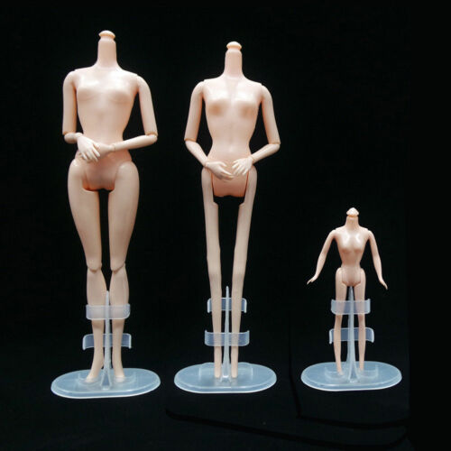 2Pcs Doll Stand Support Display Show Holder Accessories Plastic For TOY Dolls