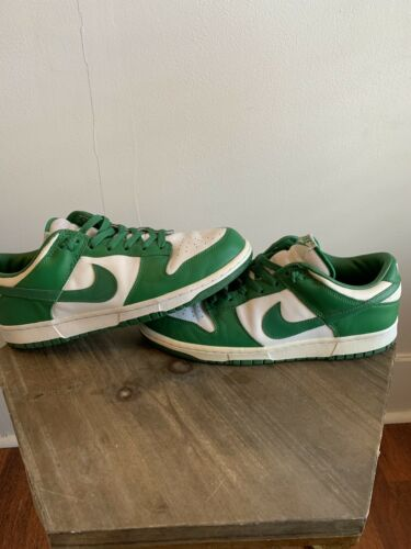 Nike Dunk Low Celtic size 12