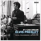 If I Can Dream by Elvis Presley/Royal Philharmonic Orchestra (CD, Oct-2015, RCA)