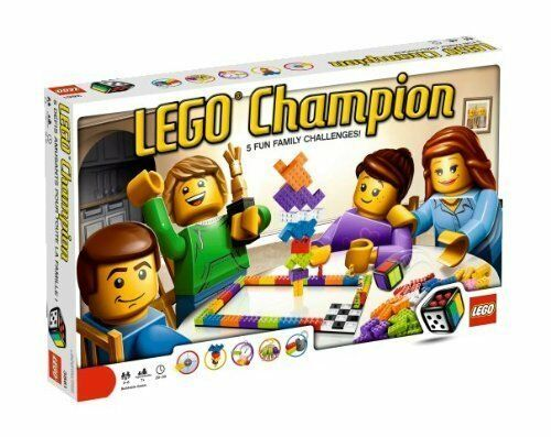 LEGO ® ® ® jeux 3861 champion NEUF NEW OVP MISB 86c06a